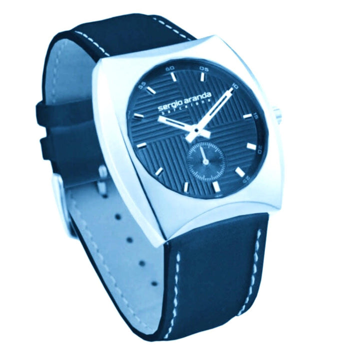 Blue Barcelona Design Watch