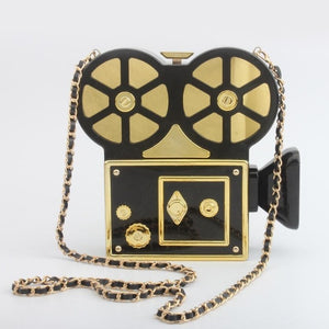 Video Camera Clutch Bag