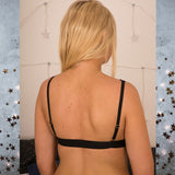 SALE Astrid Stars System Black Bra -  Celestial Beauty Collection - More Colours - Cherrylingerie