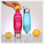 H2O Fruit Infusion Water Bottle - Be Easy Trendy