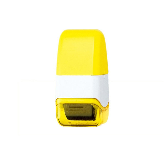 Guard Your ID Roller Stamp - Be Easy Trendy