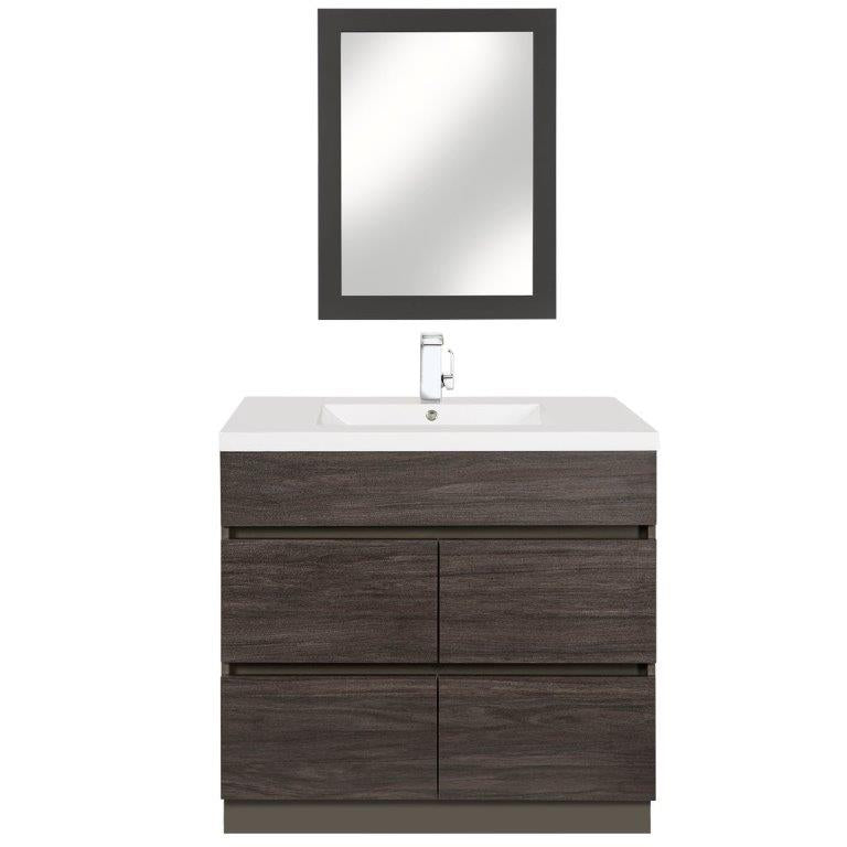 Cutler Kitchen & Bath Boardwalk 36 in. Handless Bathroom Vanity-Cutler Kitchen & Bath-themodernvanity