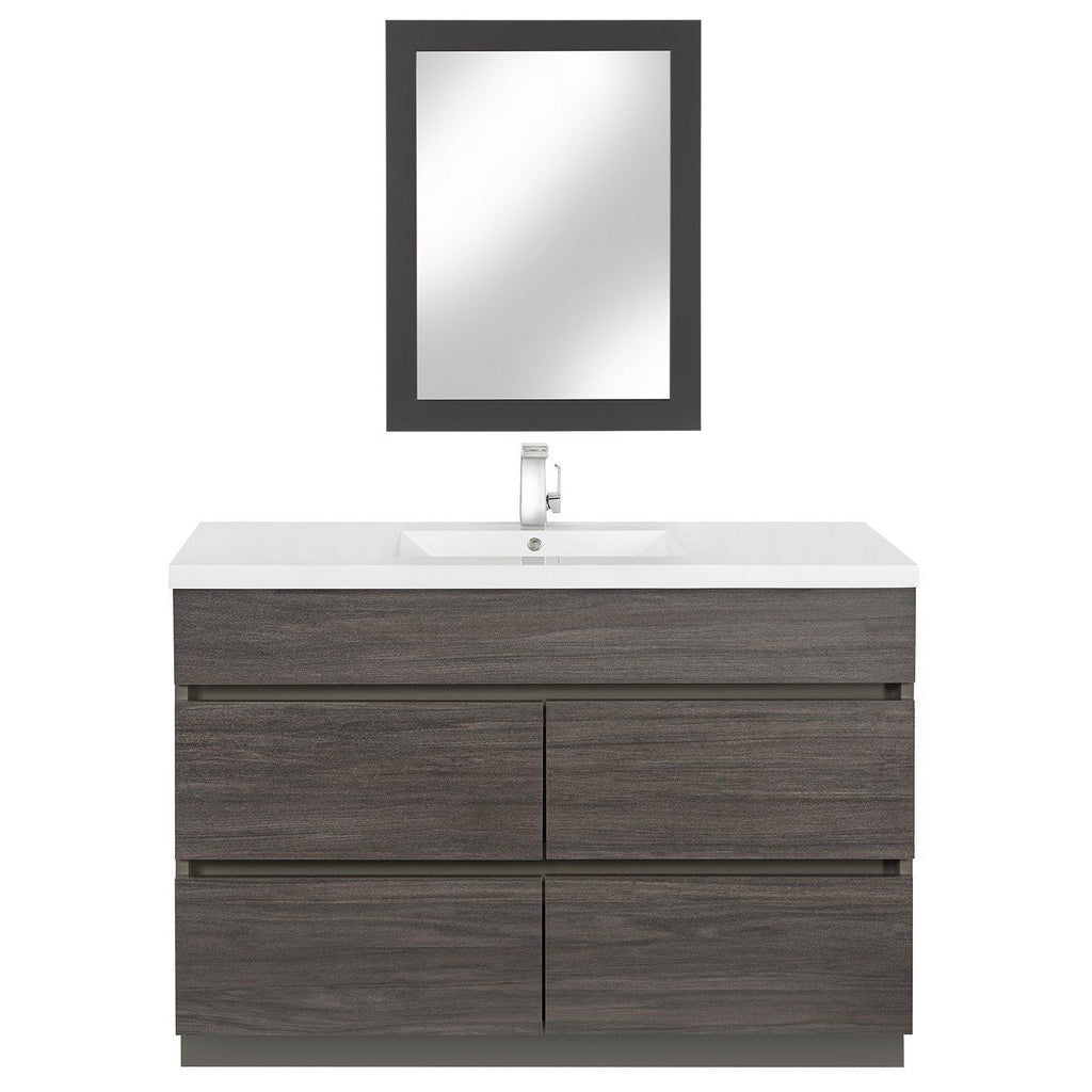 Cutler Kitchen & Bath Boardwalk 48 in. Handless Single Bathroom Vanity-Cutler Kitchen & Bath-themodernvanity