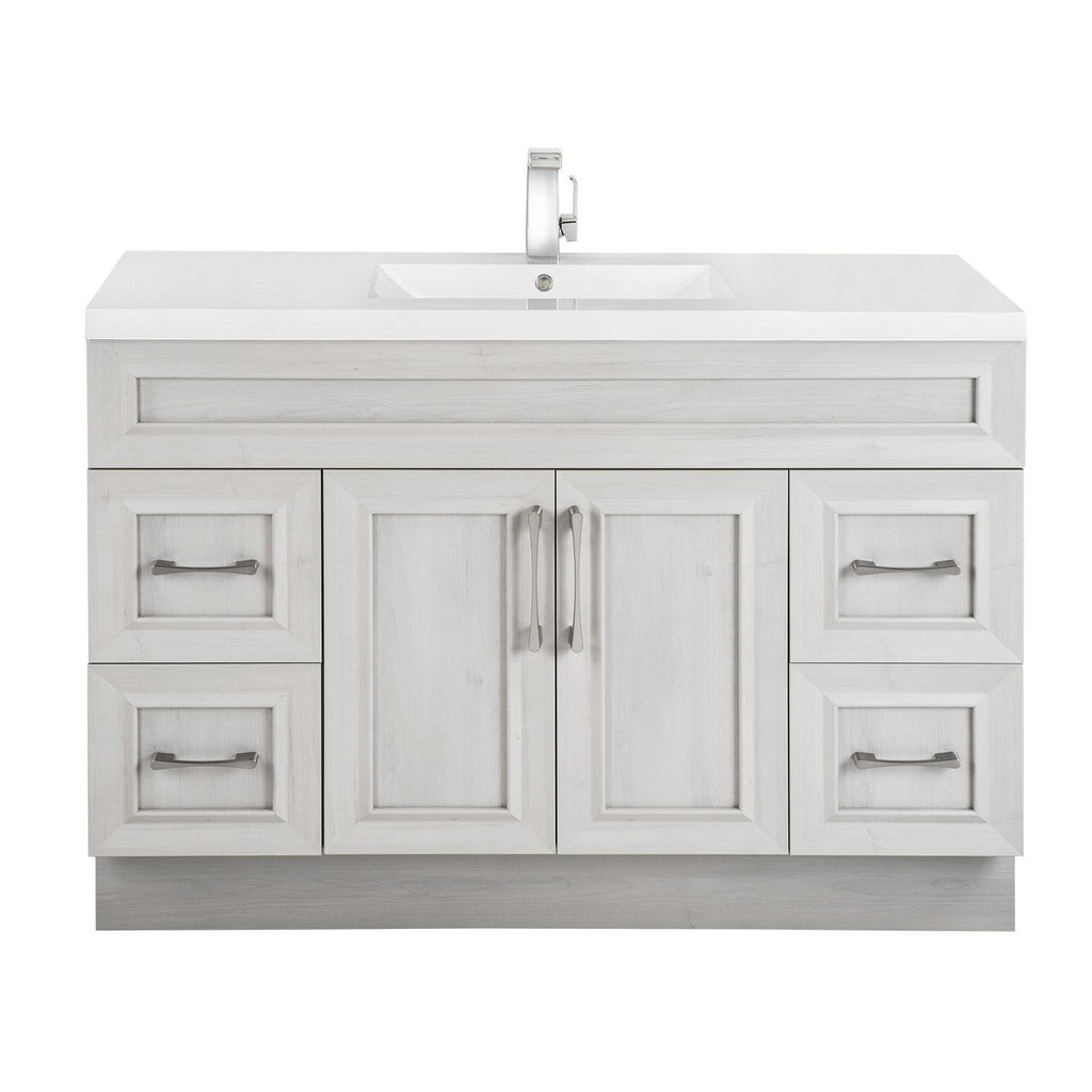 Cutler Kitchen & Bath Classic 48 in. Transitional Single Bathroom Vanity-Cutler Kitchen & Bath-Meadows Cove-themodernvanity