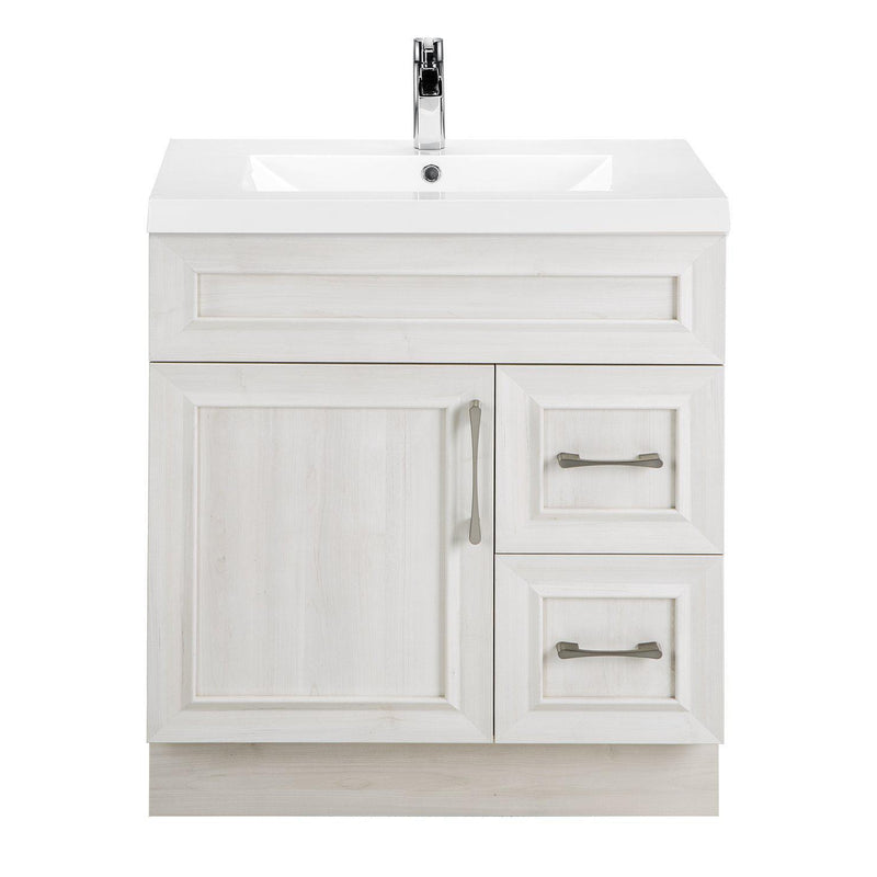 Cutler Kitchen & Bath Classic Transitional 30 in. Bathroom Vanity-Cutler Kitchen & Bath-Fogo Harbor-themodernvanity
