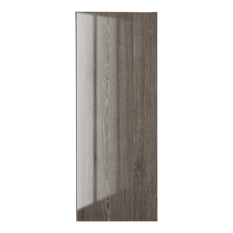 Cutler Kitchen & Bath Sangallo Gloss Medicine Cabinet-Cutler Kitchen & Bath-Fossil Oak-themodernvanity