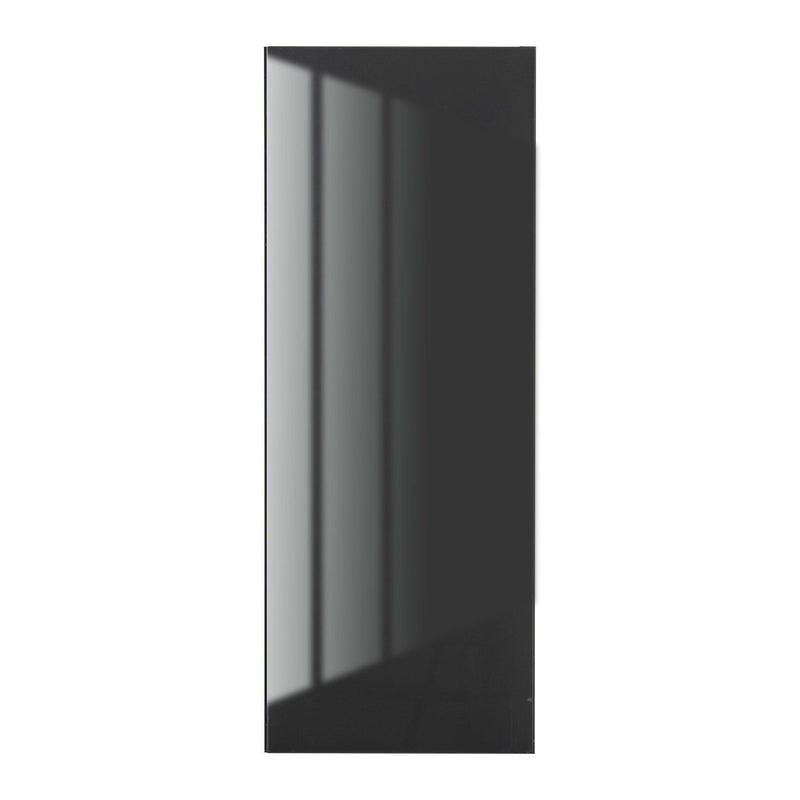 Cutler Kitchen & Bath Sangallo Gloss Medicine Cabinet-Cutler Kitchen & Bath-Lava Grey-themodernvanity