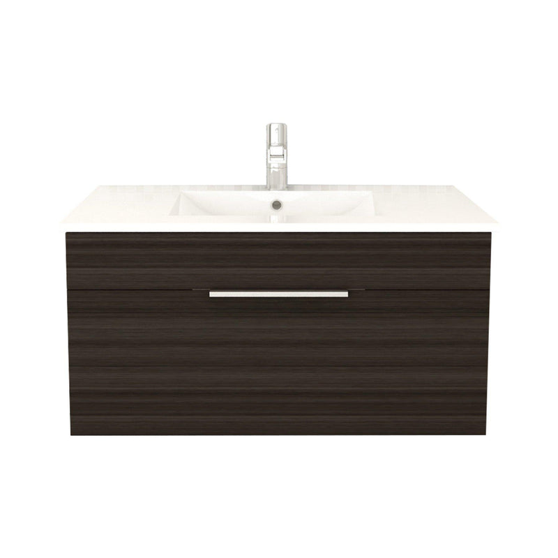 "Textures Wall Hung-36"" Single Bathroom Vanity Set-Cutler Kitchen & Bath-Spring Blossom-themodernvanity"