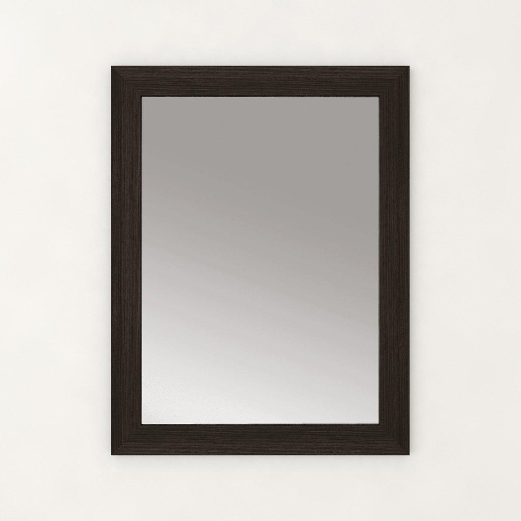 Silhouette Mirror-Cutler Kitchen & Bath-Dark Chocolate-themodernvanity