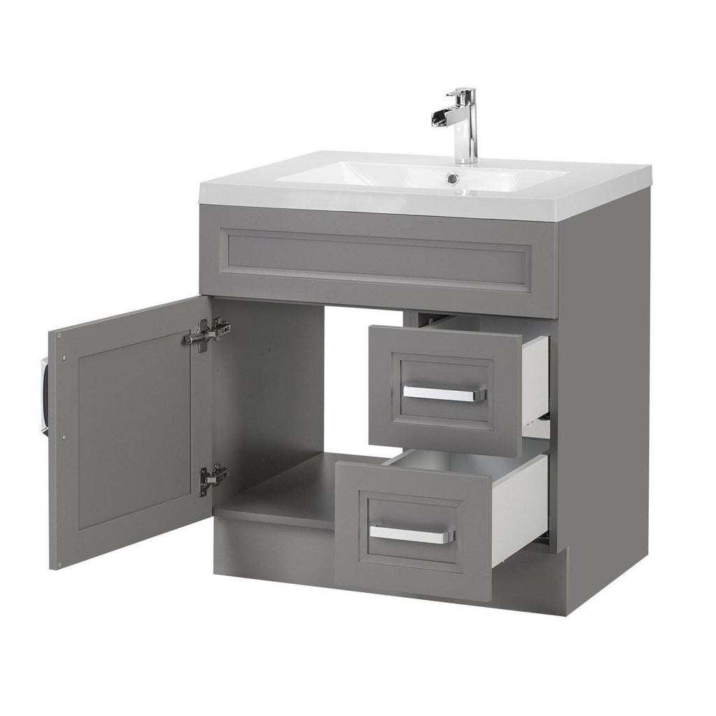 Cutler Kitchen & Bath Urban 30 in. Bathroom Vanity-Cutler Kitchen & Bath-themodernvanity