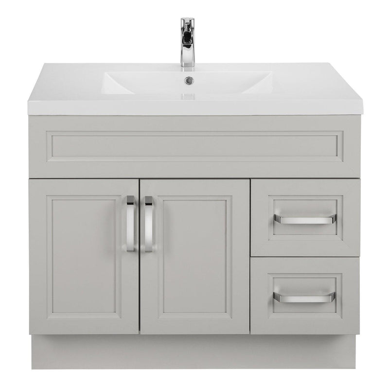 Cutler Kitchen & Bath Urban 36 in. Bathroom Vanity-Cutler Kitchen & Bath-Morning Dew-themodernvanity