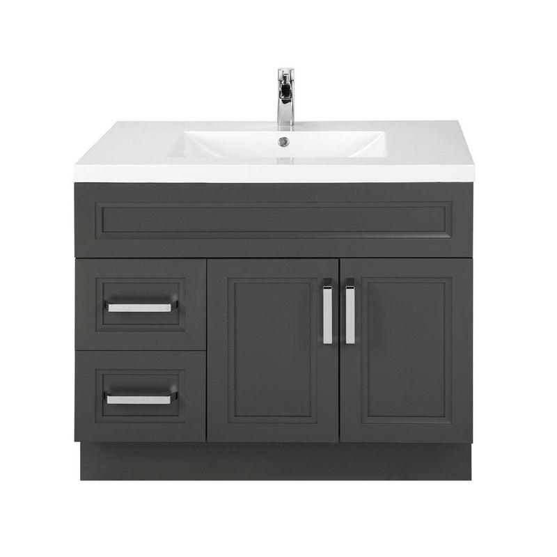 Cutler Kitchen & Bath Urban 36 in. Bathroom Vanity-Cutler Kitchen & Bath-Sundown-themodernvanity