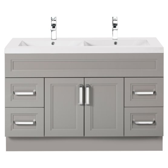 Cutler Kitchen & Bath Urban 48 in. Double Bathroom Vanity-Cutler Kitchen & Bath-DayBreak-themodernvanity