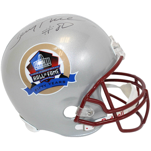 0ad1afa71b4 Signed Football Helmets