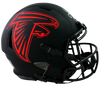 Julio Jones Atlanta Falcons Signed Full-sized Eclipse Authentic Helmet (BAS COA)