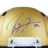Ray Lewis Baltimore Ravens Signed F/S AMP Speed Helmet (BAS COA)