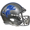 D'Andre Swift Detroit Lions Speed Replica Helmet (FAN COA)