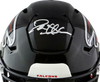 Deion Sanders Atlanta Falcons Signed Full-sized SpeedFlex Helmet (BAS COA)