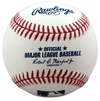 Rod Carew Minnesota Twins Signed Rawlings OML Baseball with 3 Insc (BAS COA)