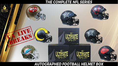 Live Break #2 - The Complete NFL Series - 10/26/20