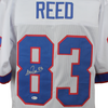 Andre Reed Autographed Buffalo Bills White Custom Jersey w/ Beckett COA