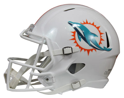 Larry Little Autographed Miami Dolphins F/S Speed Replica Helmet w/Beckett COA