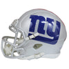 Lawrence Taylor Autographed New York Giants Amp Riddell Speed Mini Helmet - Beckett COA