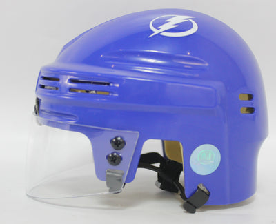 Steven Stamkos Autographed Tampa Bay Lightning Mini Helmet w/ A.J. Sports World COA