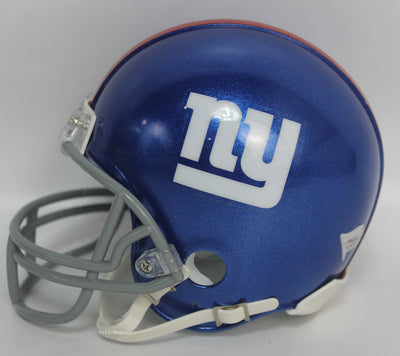 Sterling Shepard Autographed New York Giants Mini Helmet w/ Fanatics COA