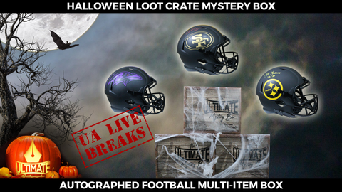 Copy of Live Break #2 - Halloween Loot Crate Mystery Box - 10/26/20 DOUBLE
