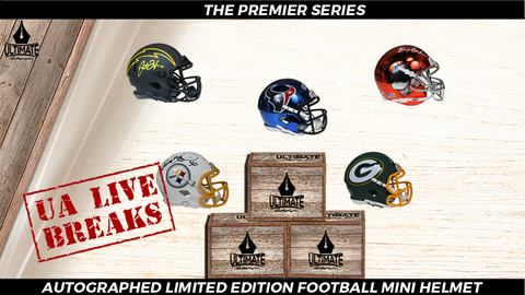 Live Break #1 - The Premiere Mini Series - 10/28/20