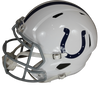 "Devin Funchess Autographed Colts Speed Replica Helmet w/""Colts Forged"" insc"