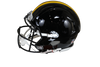 James Conner Autographed Pittsburgh Steelers Black Riddell Speed ProLine Full Size Helmet