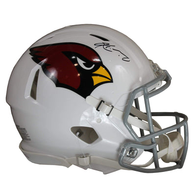 Kyler Murray Autographed Arizona Cardinals White Riddell Speed ProLine Full Size Helmet w/ Beckett COA