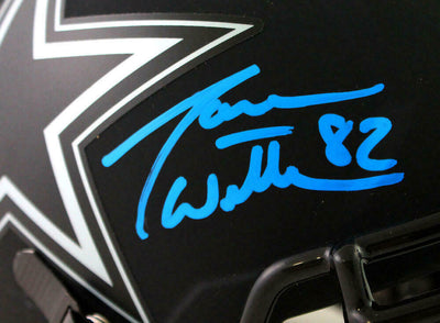 Jason Witten Dallas Cowboys Signed F/S Eclipse Speed Helmet (BAS COA)