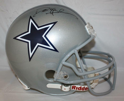 Deion Sanders Dallas Cowboys Signed F/S Helmet (JSA COA)