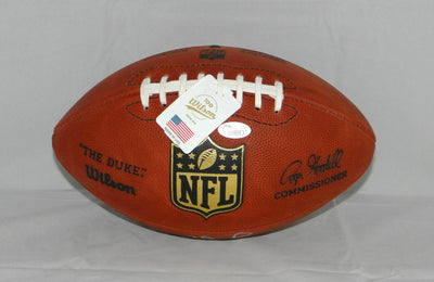 DeMarco Murray Autographed NFL Authentic Football (JSA COA)