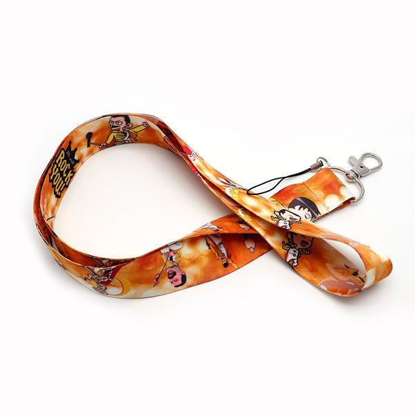 Cartoon Freddie Lanyard