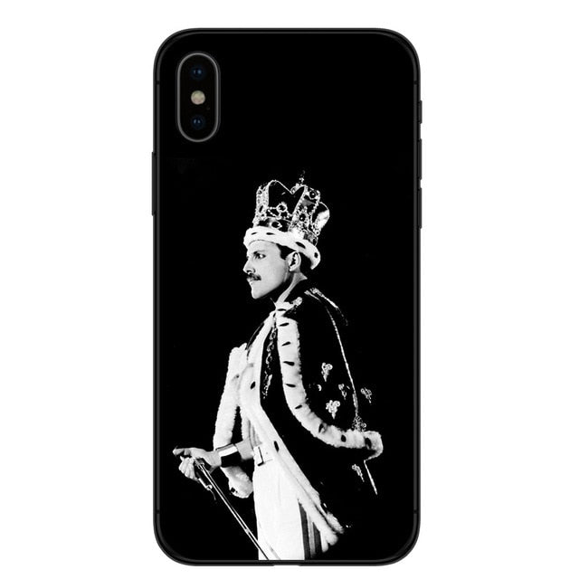 BNW King iPhone Case