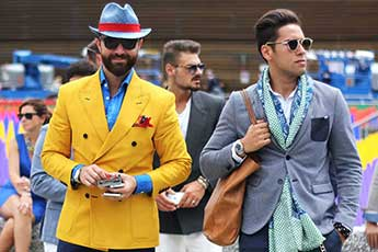 Why People Perceive That Male Fashion Designers Are Gay