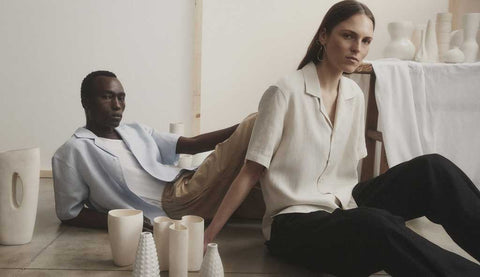 Can Non Gendered Fashion Help With Sustainability? - Cross Sword - Men's High Heels