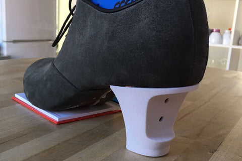 3D Printed high heel