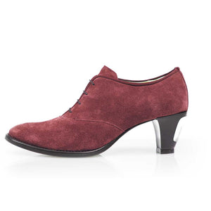 High Heels for Men Antony Burgundy