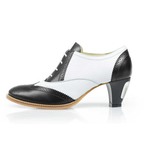 High Heels for Men Jav Black & White
