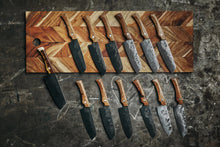 kitchen knives hand made high quality the best in melbourne australia blacksmith 13 knives local bespoke quality