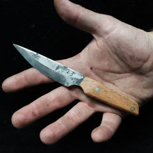 13Knives Hand Forged and Handmade Paring Kitchen Knife for Cooking and Chefs in Melbourne Australia and EDC Knife Use