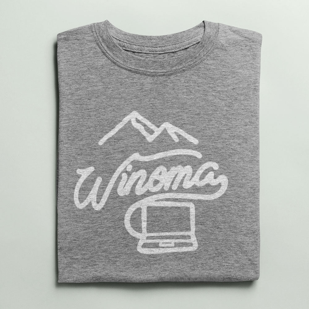 Winoma T-shirt Folded