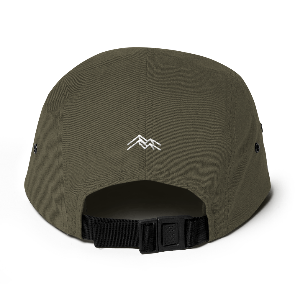 Winoma - Five Panel Cap Logo Back