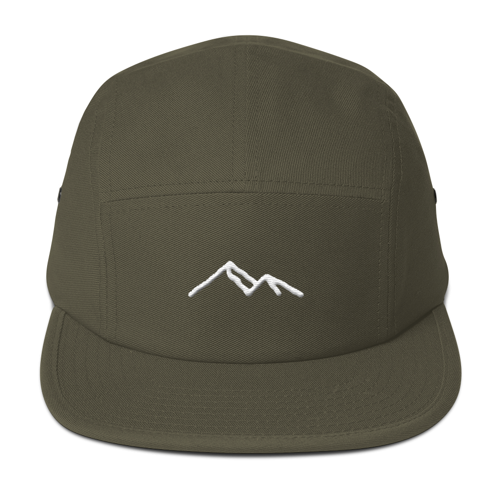 Winoma - Five Panel Cap Logo Front