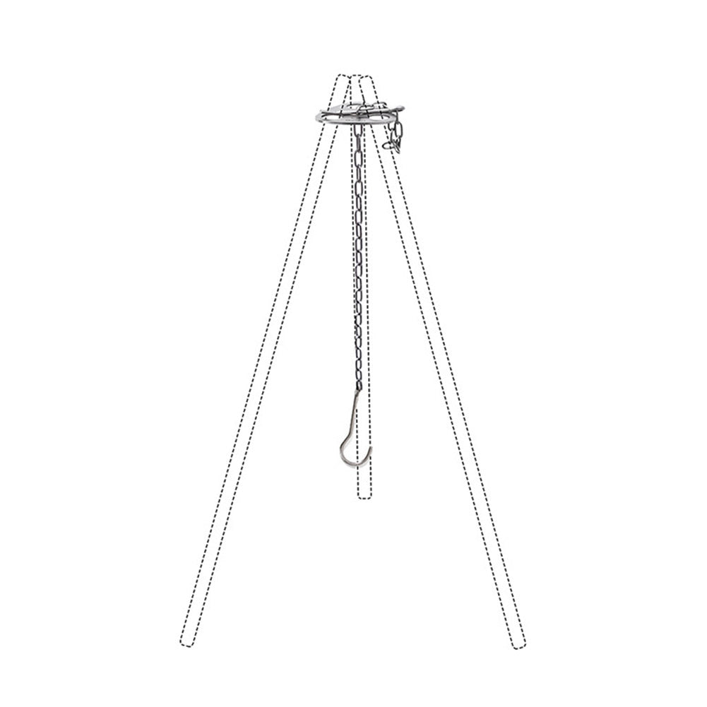 Outdoor Camping Portable Tripod